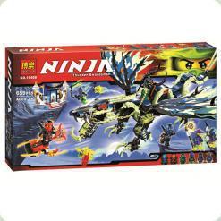 Конструктор Bela Ninja Атака Дракона (10400)