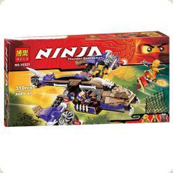 Конструктор Bela Ninja Вертолітний атака Анакондрай (10321)