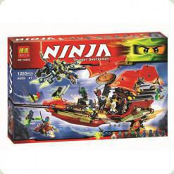 Конструктор Bela Ninja Вирішальна битва (10402)