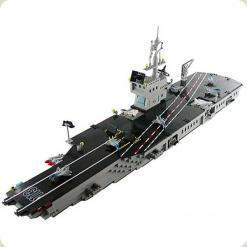 Конструктор Brick Військовий Авіаносець (208886/113)