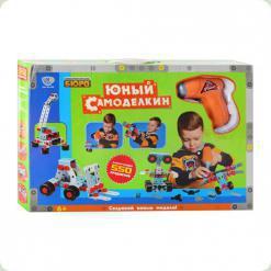 Конструктор Limo Toy Юний самоделкин 661-302
