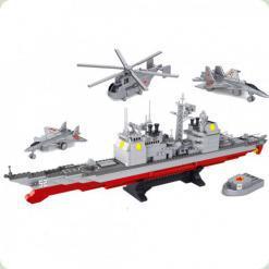 Конструктор Sluban Військово-морський флот Крейсер (M38-B0389)