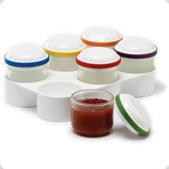 Контейнери для зберігання їжі та морозильний лоток Dr. Brown's (770)
