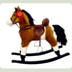 Конячка M.Mally Mustang (світло-коричнева)