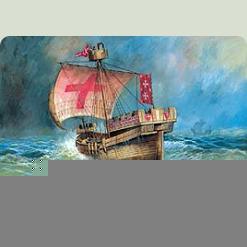 Корабель хрестоносців