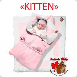 """Ковдра трансформер Classic - """"Kitten"""""""