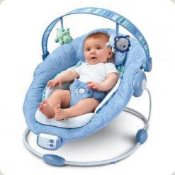 Крісло-гойдалка Bright Starts з малюком