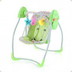 Крісло-гойдалка Bambi M 2128 Зелений