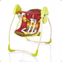 Крісло-гойдалка Bambi M 2129-1 Зелений