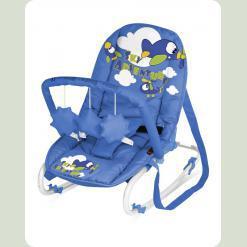 Крісло-гойдалка Bertoni Top Relax with Toy Blue Sky Adventure