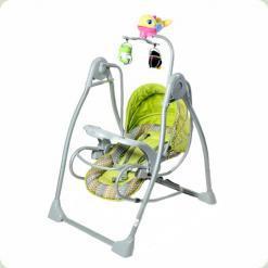 Крісло-гойдалка Tilly BT-SC-0003 Green