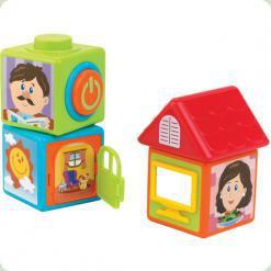 Кубики Hap-p-Kid Little Learner (4209 T)