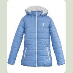 Куртка Frantolino 2202-032 з капюшоном волошкова