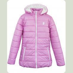 Куртка Frantolino 2202-117 з капюшоном світло-рожева