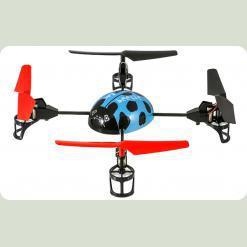 Квадрокоптер 2.4Ghz WL Toys V929 Beetle (синій)