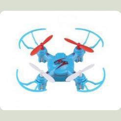 Квадрокоптер нано р/к 2.4Ghz WL Toys V646-A Mini Ufo (синій)