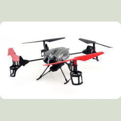 Квадрокоптер р/к 2.4Ghz WL Toys V959 з камерою