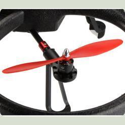 Квадрокоптер великий р/к 2.4GHz WL Toys Cyclone V393 безколекторний
