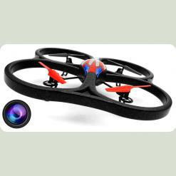 Квадрокоптер великий р/к WL Toys Cyclone 2 V333 з камерою 2.4GHz