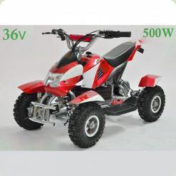 КВАДРОЦИКЛ HB-6 EATV 500-2-5 500W