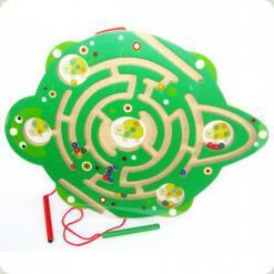 Лабіринт-кульки-магнітний Черепаха