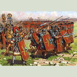 Легіонери Римської імперії