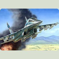 """Літак """"Су-32"""""""
