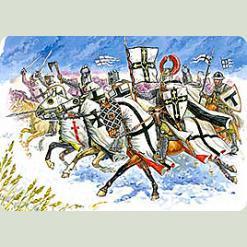 Лицарі Тевтонського ордена