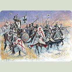 Лівонські лицарі