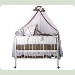 Ліжечко дитяче TLY-612R-B22