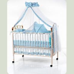 Ліжечко дитяче TLY-632R-RBLU