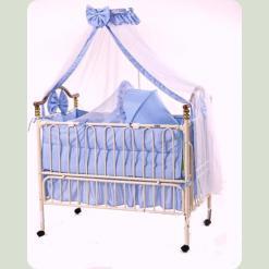 Ліжечко дитяче TLY-632R-RPUR
