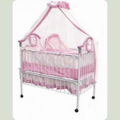 Ліжечко дитяче TLY-632R-В80