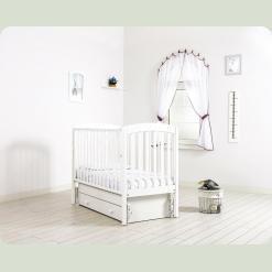 """Ліжко """"Чу-Ча"""" з універсальним маятниковим механізмом"""