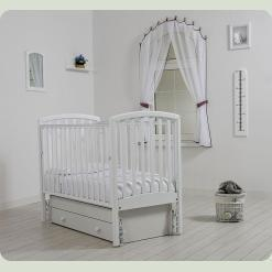"""Ліжко """"Дашенька"""" з універсальним маятниковим механізмом"""