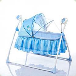 Ліжко дитяче Bambi M 2131-2 Блакитна