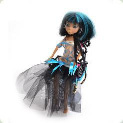 Лялька Monster Girl з чорними волоссям (3027)