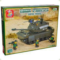 Сухопутні війська. Танк