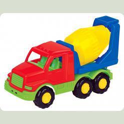 Максик, автомобіль-бетоновоз