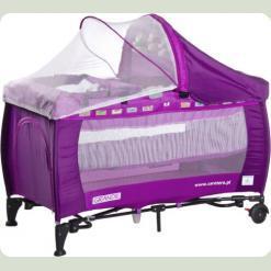 Манеж Caretero Grande - purple