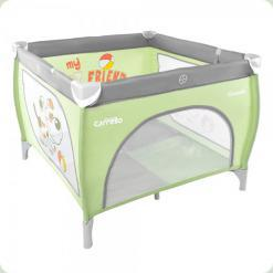 Манеж Carrello Grande CRL-7401 Grey/Green