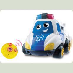 """Машина музична з пультом """"Поліція"""" (від 2 років)"""