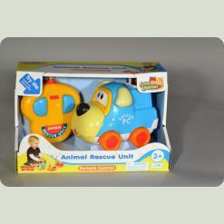 Машина на дистанційному управлінні Hap-p-Kid Little Learner Тварини (3956 T)