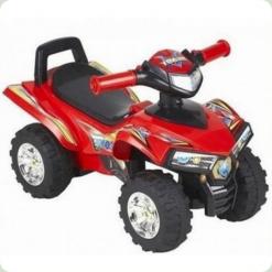 Машинка-каталка Alexis-Babymix HZ-551 (red)