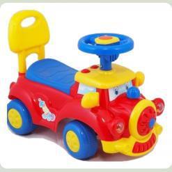 Машинка-каталка Alexis-Babymix HZ-554 (red)