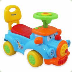 Машинка-каталка Alexis-Babymix HZ-556 (blue)