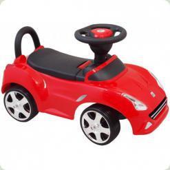 Машинка-каталка Alexis-Babymix HZ-603 (red)