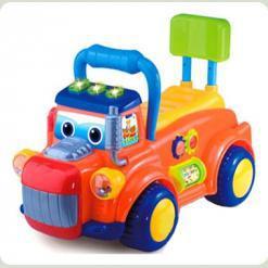 Машинка-каталка Alexis-Babymix PL318181 (red)