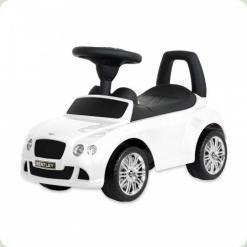 Машинка-каталка Alexis-Babymix Z-326 Bentley (white)