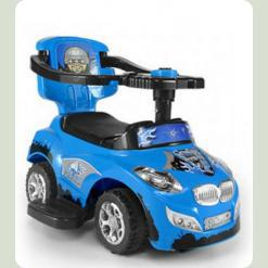 Машинка-каталка M.Mally Happy (blue)